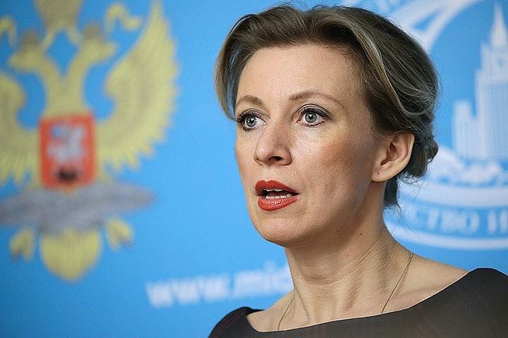 Захарова: В ближайшее время будут опубликованы новые данные о крушении Ил-20 в Сирии