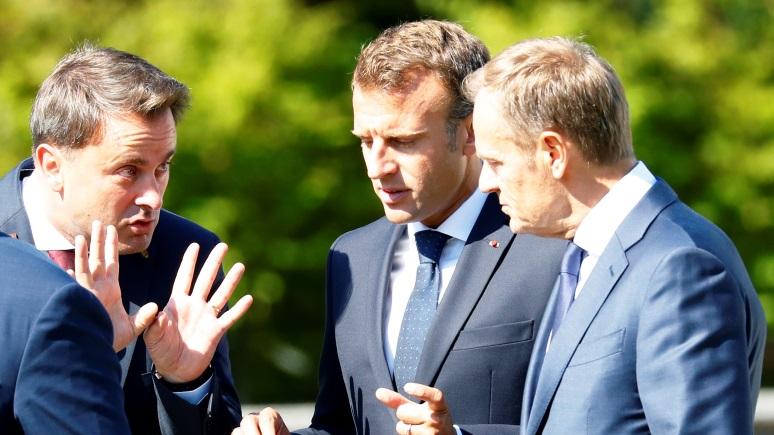 Le Figaro: кризис Европы пер…