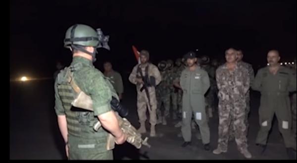 Подробности ночной десантной операции ВС САР при поддержке ВКС РФ