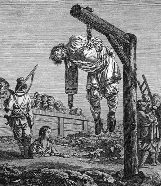 10 невероятных причин смертной казни