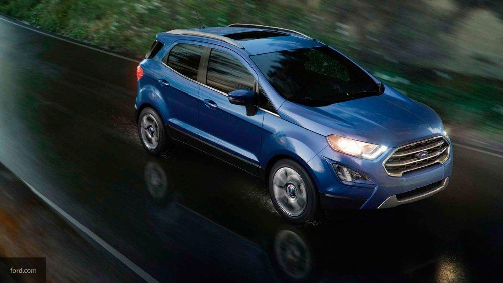 Ford сообщил о намерении выпускать гибридные беспилотные автомобили