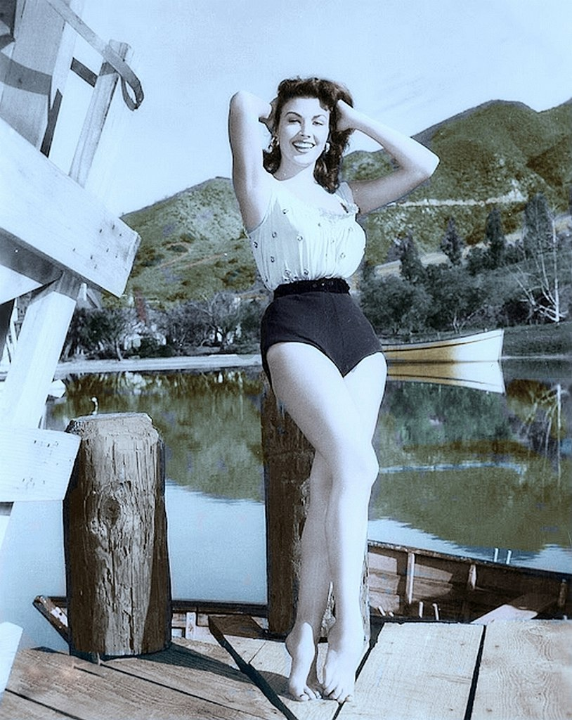 Американская актриса Мара Кордэй