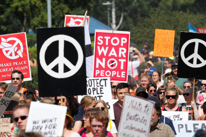 Между Россией и США начинается холодная война?