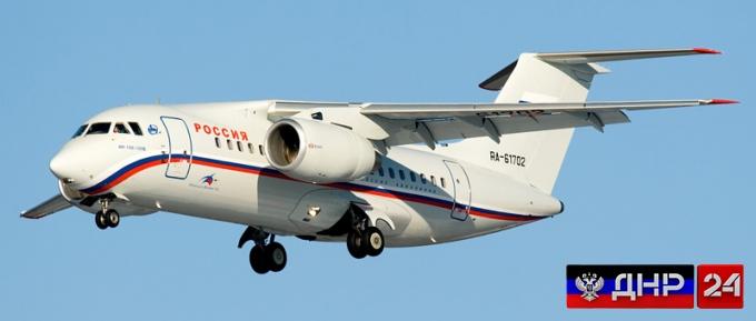 СМИ сообщают о крушении пассажирского самолета в России