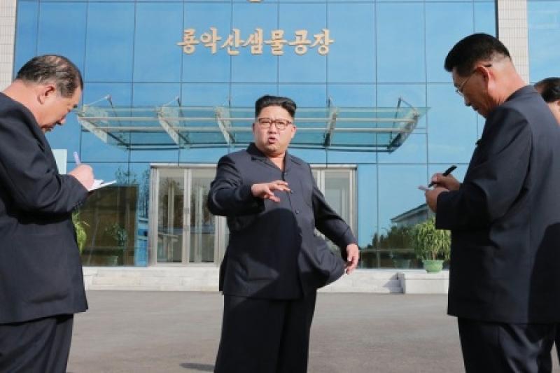 "Ким Чен Ын назвал Трампа ""сумасшедшим стариком"""