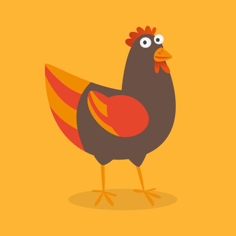Быстрая курица