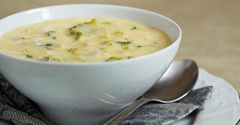 Сливочный суп «По-быстрому» без картофеля: 15 минут готовки — все накормлены и довольны