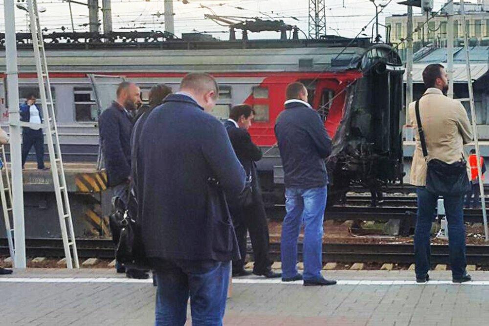 После столкновения поездов в Москве возбудили дело