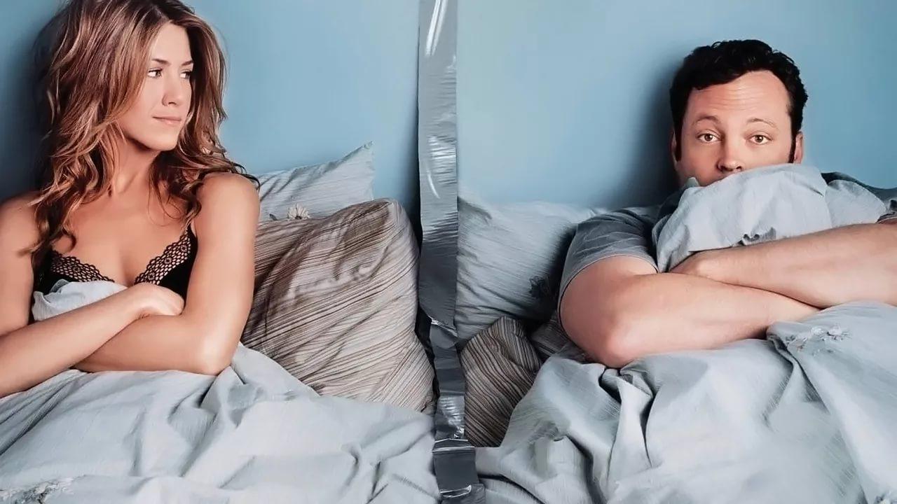 С мужем вообще перестали спать!