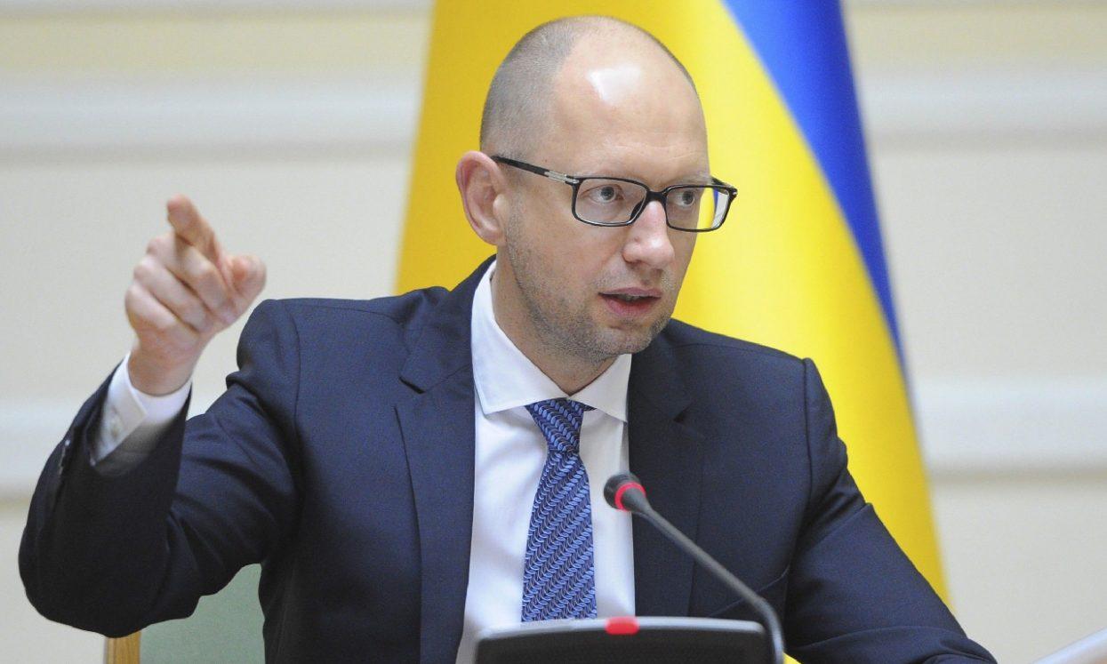 Арсений Яценюк сознался: В 2014 году был приказ применять оружие в Крыму