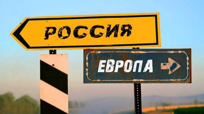 «Успешная» Европа и «неуспешная» Россия
