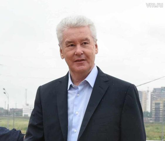 Сергей Собянин рассказал о строительстве 650 новых объектов в Москве