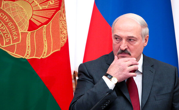 Александр Лукашенко. Фото с сайта: Mirtesen.svpressa.ru
