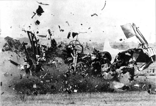 Катастрофы на авиашоу