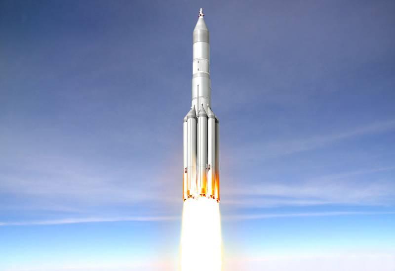 «Малышка» на триллион: Зачем России сверхтяжелая ракета «Енисей»