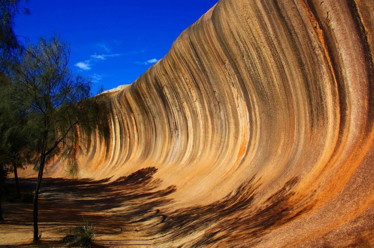 Каменная волна в Австралии завораживает