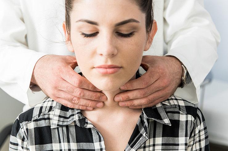 Как сбросить вес при проблемах со щитовидной железой