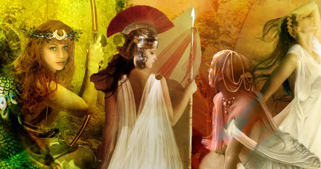12 женских архетипов: какой …