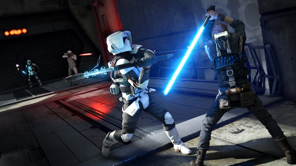 Релиз SW Jedi: Fallen Order …
