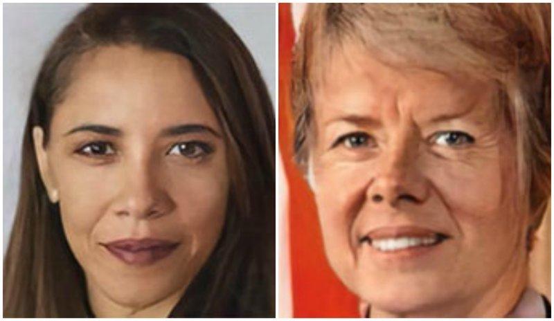 Как бы выглядели президенты …