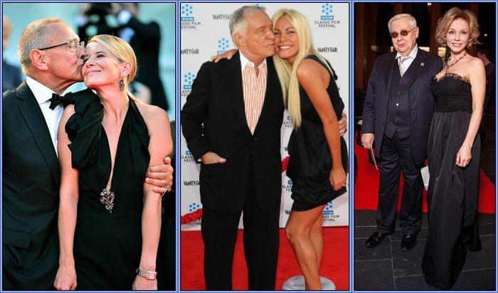 Любви все возрасты покорны: 13 звёздных пар, которые счастливы, несмотря на солидную разницу в возрасте