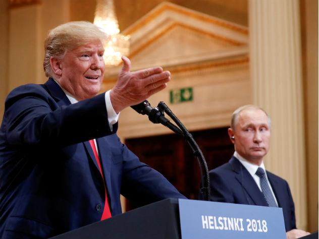 Путин предложил Трампу прове…