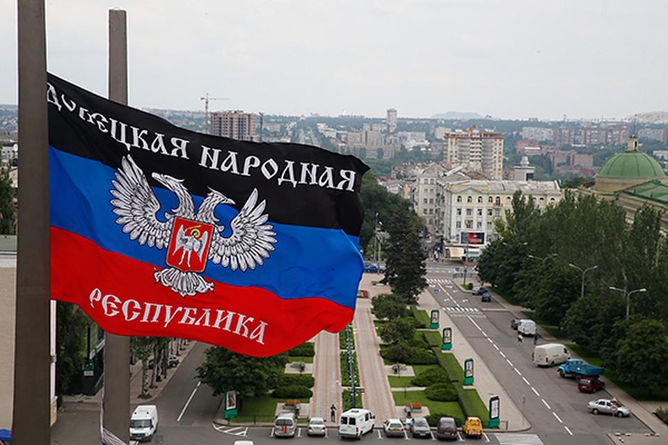 Во время теракта в Донецке был ранен один из кандидатов на пост главы ДНР