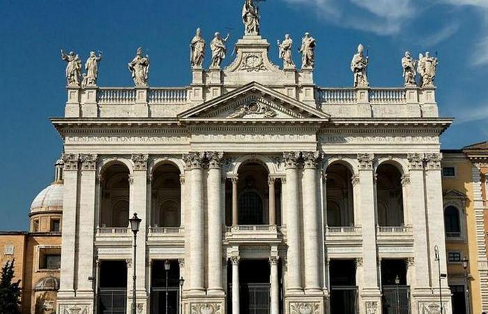 Латеранская базилика.