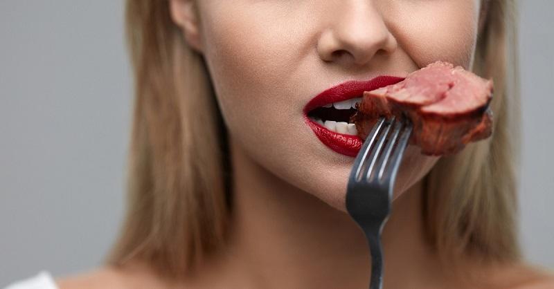 Какое мясо полезнее для женщин