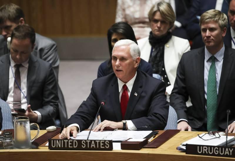 Пенс: РФ по-прежнему угрожает суверенитету стран Восточной Европы