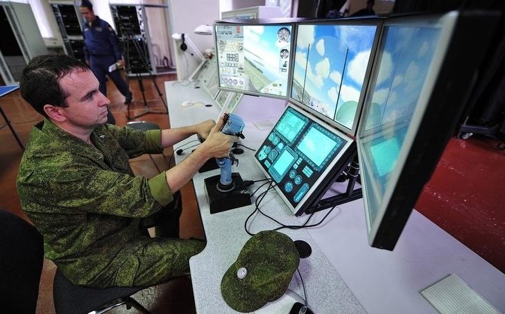 ВКС РФ получают новейшие тренажеры для С-400 и боевых вертолетов
