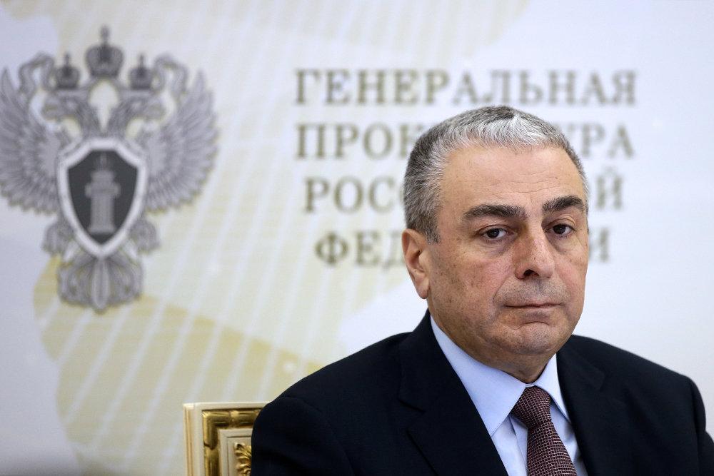 Замгенпрокурора РФ погиб в аварии вертолета в Костромской области