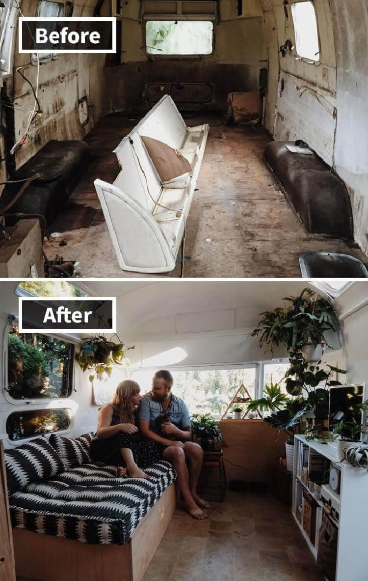 25 примеров преображения интерьера, которые доказывают, что ремонт — это какая-то магия
