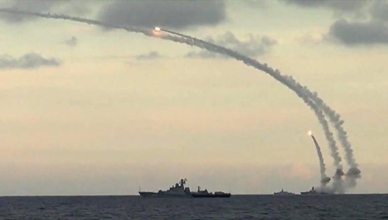 Корабли КФл выполнили стрель…