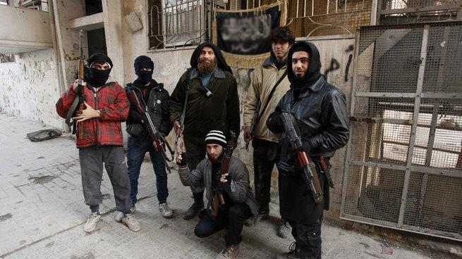Сотрудничество США с террористами