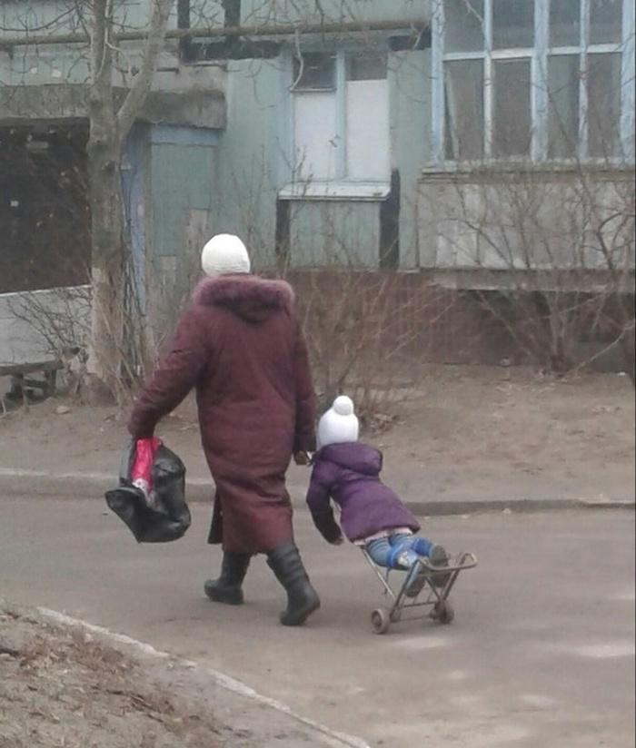 Изобретательные родителей, у которых вмиг найдется решение для любой детской проблемы Дети, Оригинальные родители, ADME, Длиннопост