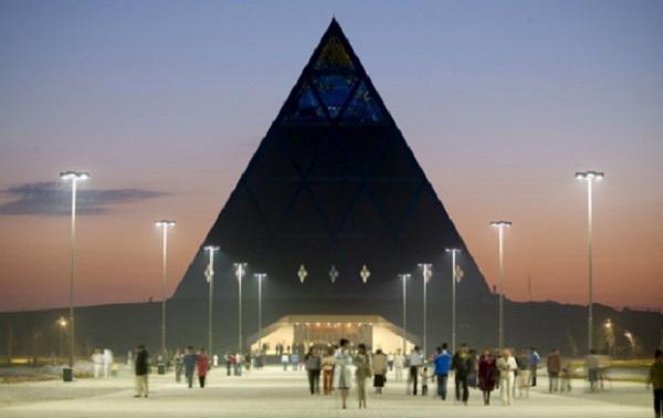 Астана: центр геополитическо…