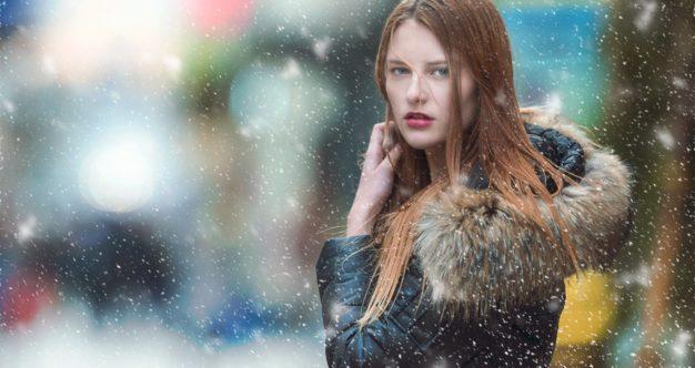 Простые способы выделиться зимой из толпы