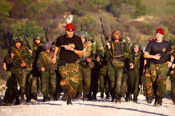 Иностранцы о том: сумеют ли Морские котики США, сдать экзамен бойцов русского Спецназа?