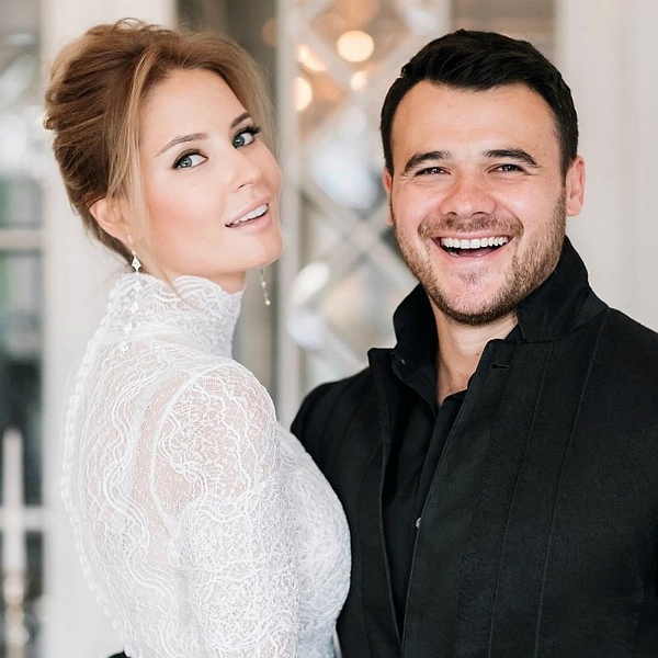 Эмин Агаларов подтвердил слухи о беременности жены