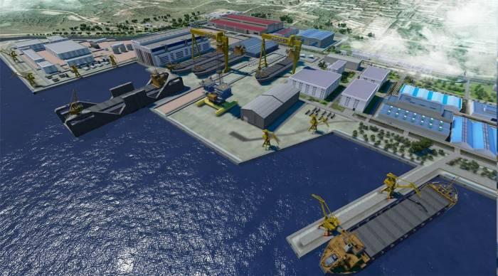 Кораблестроительный бум: «Звезда» готова к выпуску 37-ми новейших судов...
