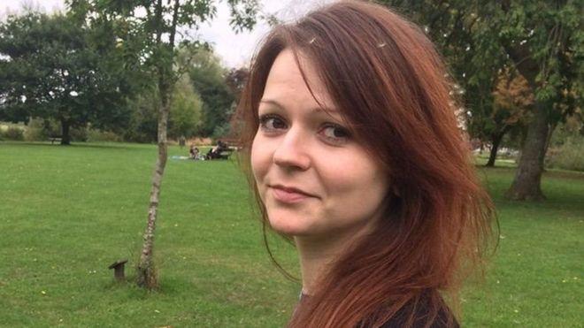 Юлия Скрипаль попросила сест…