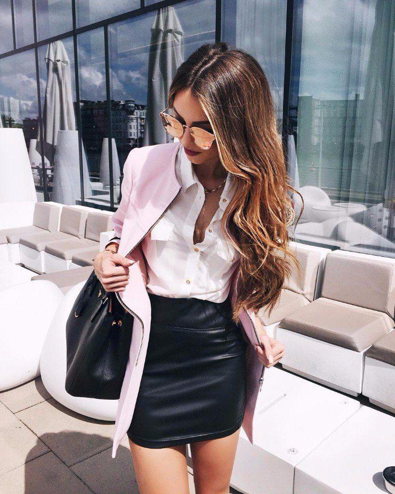 Модные вещи для гардероба бизнес-леди