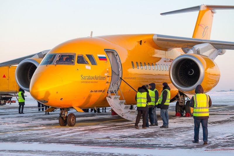 Россия прекратит производство Ан-148