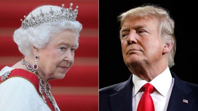 Трамп встретится с Елизавето…