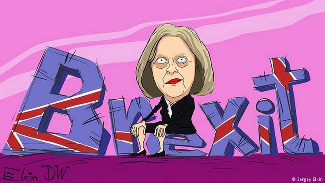 Неласковый Мэй для Брексита