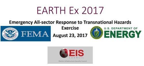 23 августа в США запланированы трансконтинентальные учения EARTH EX – глобальное спасение от техногенных катастроф и стихийных бедствий.