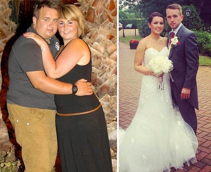 Врачи пригрозили супругам: худейте или умрете. 244 килограмма спустя пару стало не узнать!