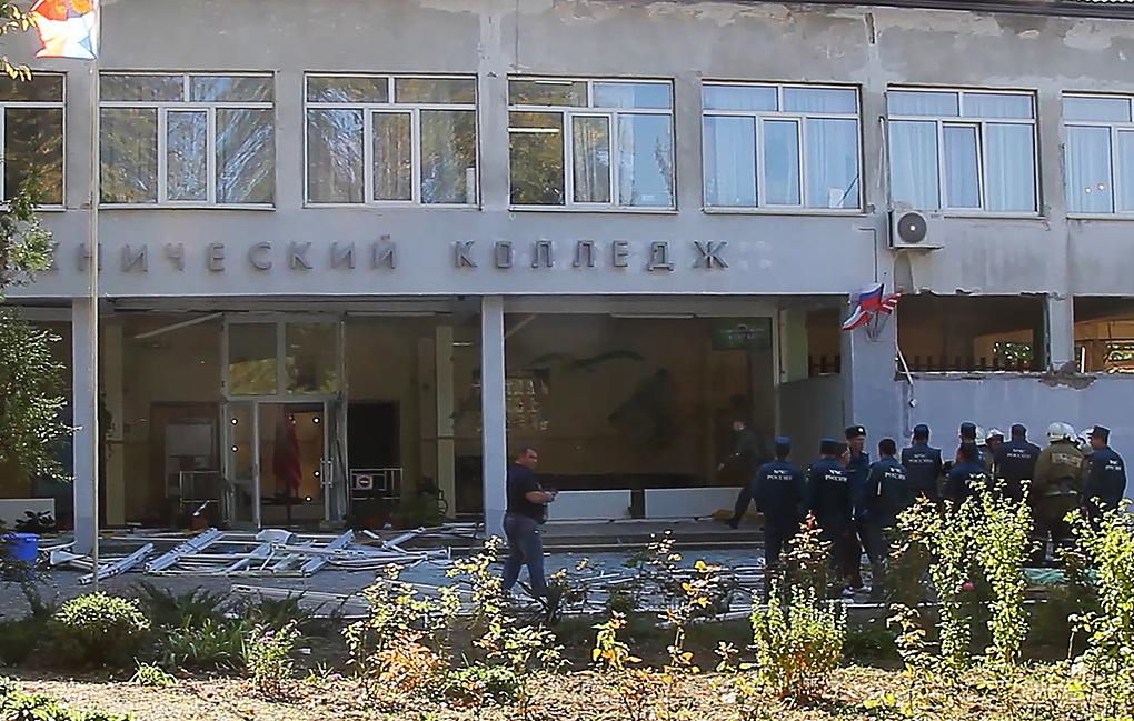 Теракт в Керчи: последствия (ФОТО)