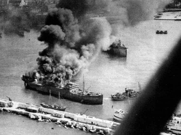 """Как немцы в 1943 году устроили США """"европейский Перл-Харбор"""""""
